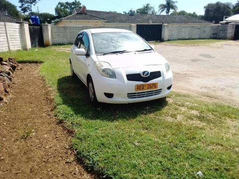 Used Toyota Vitz in Zimbabwe