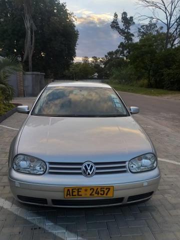 Used Volkswagen Golf 4 in Zimbabwe