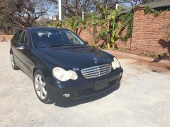 Used Mercedes-Benz C180 for sale in Zimbabwe - 0