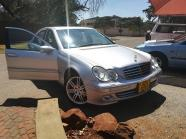 Used Mercedes-Benz c220 for sale in Zimbabwe - 0
