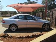 Used Mercedes-Benz c220 for sale in Zimbabwe - 1
