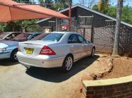 Used Mercedes-Benz c220 for sale in Zimbabwe - 2