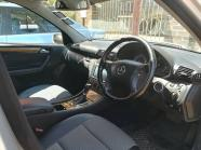 Used Mercedes-Benz c220 for sale in Zimbabwe - 3