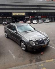 Used Mercedes-Benz E-Class for sale in Zimbabwe - 0