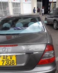 Used Mercedes-Benz E-Class for sale in Zimbabwe - 1