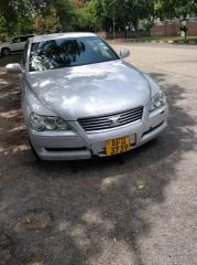 Used Toyota Mark X for sale in Zimbabwe - 1