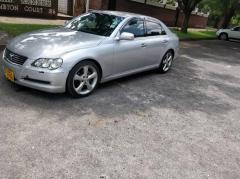 Used Toyota Mark X for sale in Zimbabwe - 2